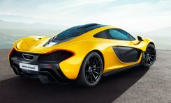 McLaren P1/ Sweet dreams (are made of this)